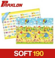 Parklon Green Soft Mat (Yellow Bear School Bus - M Size)