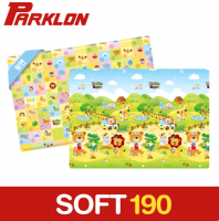 Parklon Green Soft Mat (Hello Bear Medi - M Size)